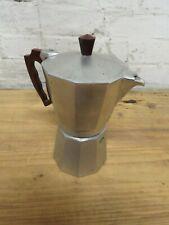 toller alter Espresso Kaffee Kocher Andorre Express Italy 60er 70er Jahre Vintag