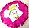Cupcake Rainbow Hot Pink 5th Fifth 5 Birthday Girl Headband Tutu Shirt Outfit