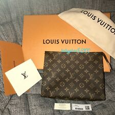 LOUIS VUITTON Toiletry 26 Monogram BNIB Cosmetic Pouch 2017 ~ MADE IN FRANCE !