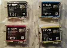 Epson T1295 Ink Multipack x 4 T1291 Black T1292 Cyan T1293 Magenta T1294 Yellow