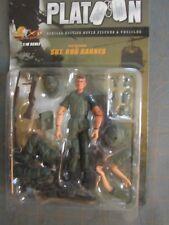 Ultimate Soldier XD 1:18 scale Vietnam Platoon Movie SGT Barnes Tom Berenger NIB