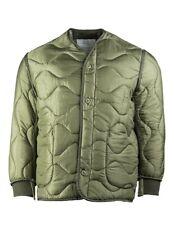 Original Army Issue Surplus Cold Weather M65 Field Jacket Liner Grade 1
