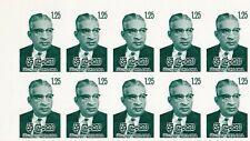 Sri Lanka, Ceylon, Ceylan QEII 1979 SG 672 Dudley Senanayake imperf blok  of 10