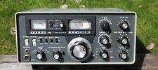 Vintage Yaesu FT-101B HF SSB Transceiver Ham Radio