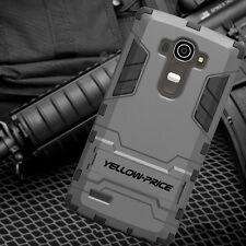 LG G4 Case Defender Slim Tough Armor [Heavy Duty Cover + Built-In Stand] Sydney