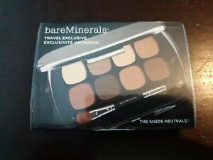 Bare Minerals The Suede Neutrals