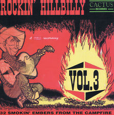 ROCKIN' HILLBILLY volume 3 Rockabilly Country Bop 1940s 1950s recordings NEW
