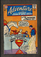 1964 Adventure Comics #322 VG- First Print DC Superman Superboy