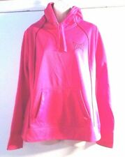 WOMENS PINK TAPOUT  LARGE SIZE HOODIE OFFICIAL  TAP OUT