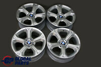 "BMW X1 Series E84 Complete Set 4x Wheel Rim 18"" 8J ET:30 Star Spoke 320 6789143"