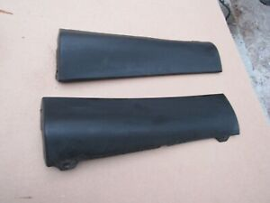 96-98 SUZUKI X90 RH & LH BOTTOM REAR ROCKER MOLDING