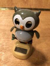 Owl Solar Toy