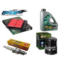 Service Kit For Suzuki GSX-R600 R750 Oil Filter Air Filter Engine Oil