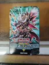 Yu-Gi-Oh! Order of the Spellcasters Structure Deck Sealed