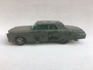 Corgi Toys 268 The Green Hornet's Black Beauty Original 1966 For Restoration