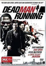Dead Man Running - DVD Region 4 VG Condition