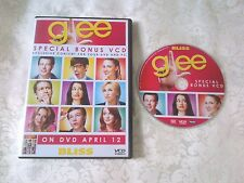 Bliss Promo Glee Special Bonus UK R2 VCD for DVD and PC L@@K