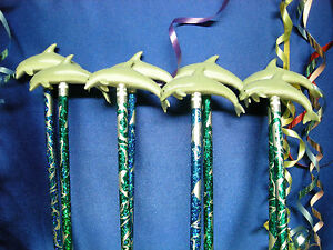 Dolphin Party Set #18 Cups Napkins Plates Tablecover Invites Banner Centerpiece+