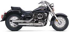 06-11 XVS 650 DRAGSTAR CUSTOM/CLASSIC Exhaust Mufflers/Tail Pipes COBRA 2164SC
