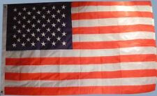 1 Pc 3X5 Embroidered American Flag gift gifts sign High Quality 3 x 5 large new