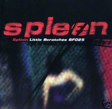 Spleen - Little Scratches cd