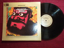 "LP BOULEZ CONDUCTS BARTOK ""The miraculous mandarin"" QUADRA MQ 31368 µ"