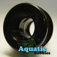 """1.5"""" Bulkhead Fitting Thread x Slip Made in USA Aquarium 1- 1/2"""""""