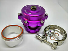 Purple Tial Q Blow Off Valve BOV 50MM 10 psi With Aluminum Flange New Version 2