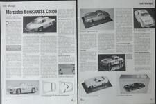 BBURAGO CHRONIK MERCEDES-BENZ 300 SL COUPE in 1-18... von 1999
