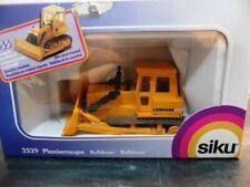 WOW EXTREMELY RARE #2529 Liebherr 741 Bulldozer Yellow 1:55 Siku