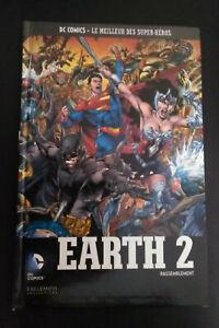 DC COMICS LE MEILLEUR DES SUPER HEROS - EARTH 2 RASSEMBLEMENT - 2017 - 4731