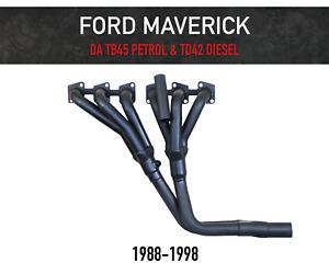Extractors / Headers for Ford Maverick DA (88-98) TB45 & TD42