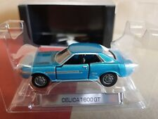 Tomica Limited #10 - Toyota Celica 1600GT [Light Blue] Near Mint VHTF