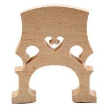 Professional Cello Bridge for 4/4 Size Cello Exquisite Maple Material F8L2) M6
