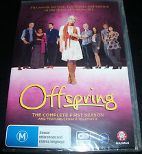 Offspring The Complete Season First 1 (Australia Region 4) DVD - New