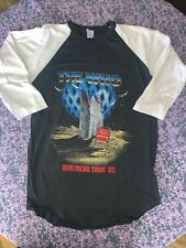 The Who American Tour 1982 Vintage Rare t-shirt Large
