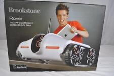 New Brookstone Rover Wireless App-Controlled Spy Tank - 883594031403