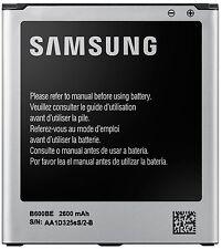 Batteria Originale SAMSUNG Galaxy s4 i9500 i9505 EB-B600be bulk 2600mah anno2017
