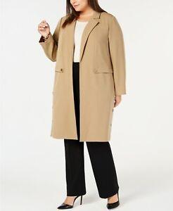 Kasper Plus Size Open-Front Jacket Size 2X # 6A 747 NEW