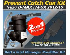 ProVent Oil Catch Can Kit for Isuzu D-MAX MU-X 4JJ1-TCX 3.0L TD 130kW 2012-16