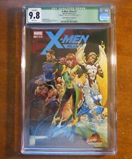 SIGNED With COA X-Men Blue #1 J Scott Campbell Excl Variant Cover A LMTD To 3240
