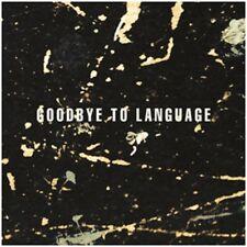 Daniel Lanois - Goodbye to Language - New CD