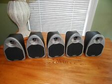 Velodyne Deco 5.1 Speaker System ( 5 speakers) surround sound speakers