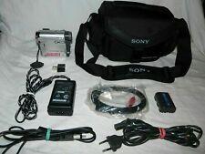 Sony PAL DCR-TRV14E PAL MiniDv Mini Dv Camcorder VCR Player Video Transfer