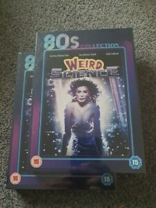 WEIRD SCIENCE - 80'S COLLECTION *  NEW SEALED * DVD * FREE POSTAGE