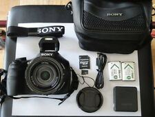 Sony Cyber-shot DSC-HX300 20.4MP Digital Camera - BUNDLE