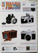 PHOTO DEAL - Magazin für Photographica und Fotogeschichte - Nr. 88 - I / 2015