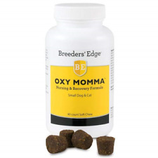 Breeder's Edge Oxy Momma Soft Chews Sm Dog & Cat 40ct