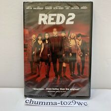 RED 2 (WIDESCREEN DVD) (NWT!) Free Shipping!
