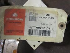 International Navistar Plate Anchor Caliper Brake 592601c1